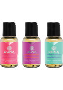 Dona Let Me Touch You Pheromone Infused Scented Massage Oil...