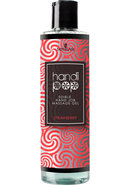 Handipop Edible Hand Job Massage Gel Strawberry 4.2 Ounce